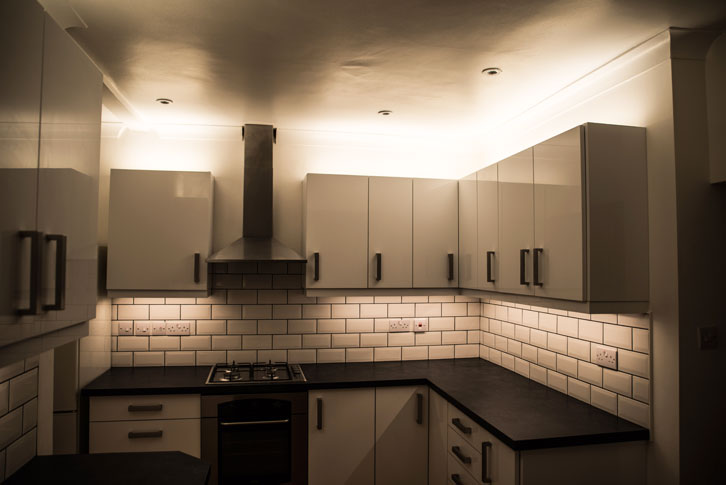 Kitchen Lighting Project
